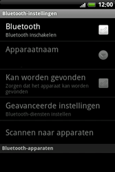 HTC A6363 Legend - bluetooth - aanzetten - stap 6