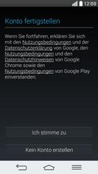 LG D620 G2 mini - Apps - Konto anlegen und einrichten - Schritt 14