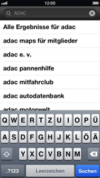 Apple iPhone 5 - Apps - Herunterladen - 15 / 20