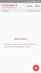 Samsung Galaxy S6 Edge - E-Mail - Konto einrichten (outlook) - 10 / 12