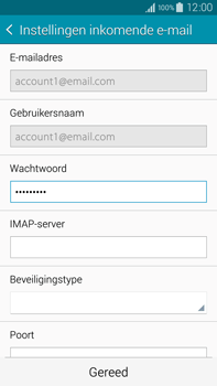 Samsung Galaxy Note 4 4G (SM-N910F) - E-mail - Instellingen KPNMail controleren - Stap 15