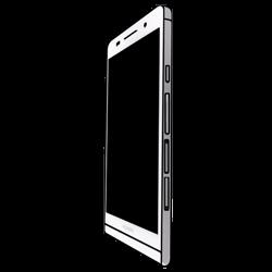 Huawei Ascend P6 LTE - SIM-Karte - Einlegen - 6 / 7