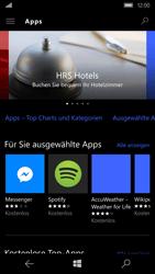 Microsoft Lumia 950 - Apps - Herunterladen - Schritt 6