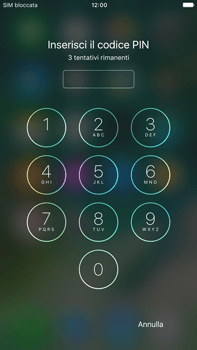 Apple Apple iPhone 7 Plus - MMS - Configurazione manuale - Fase 16