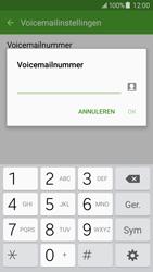 Samsung J500F Galaxy J5 - Voicemail - Handmatig instellen - Stap 8