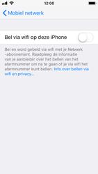 Apple iPhone SE met iOS 11 (Model A1723) - Bellen - WiFi Bellen (VoWiFi) - Stap 5
