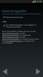 Samsung SM-G3815 Galaxy Express 2 - Apps - Einrichten des App Stores - Schritt 17