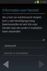 Samsung S6790 Galaxy Fame Lite - apps - account instellen - stap 17