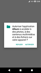 Sony Xperia XZ - Android Oreo - MMS - envoi d'images - Étape 9