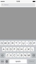 Apple iPhone 5 iOS 7 - Applicazioni - Installazione delle applicazioni - Fase 12