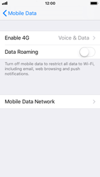 Apple iPhone SE - iOS 11 - Network - Change networkmode - Step 6