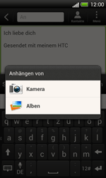 HTC One SV - E-Mail - E-Mail versenden - 0 / 0