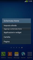 Samsung SM-G3815 Galaxy Express 2 - Operazioni iniziali - Installazione di widget e applicazioni nella schermata iniziale - Fase 4