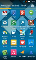 Alcatel One Touch Pop C3 - WiFi - Configurazione WiFi - Fase 3