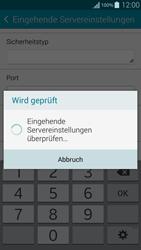 Samsung Galaxy Alpha - E-Mail - Konto einrichten - 1 / 1