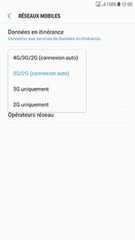 Samsung Galaxy J7 (2017) - Réseau - Activer 4G/LTE - Étape 7