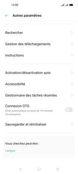 Oppo A53s - Aller plus loin - Gérer vos données depuis le portable - Étape 8