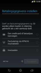 Sony Xperia M2 - apps - account instellen - stap 20