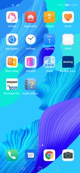 Huawei Nova 5T - Internet et connexion - Naviguer sur internet - Étape 3