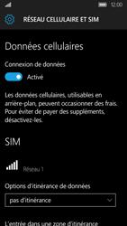 Acer Liquid M330 - Internet - désactivation du roaming de données - Étape 8