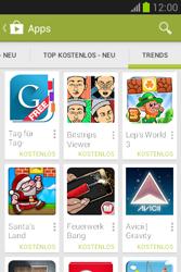 Samsung Galaxy Fame Lite - Apps - Installieren von Apps - Schritt 13