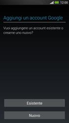 HTC One - Applicazioni - Configurazione del negozio applicazioni - Fase 4