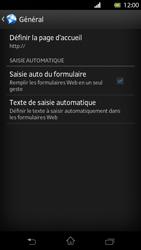 Sony Xperia T - Internet et roaming de données - Configuration manuelle - Étape 21
