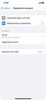 Apple iPhone X - iOS 13 - E-mail - 032a. Email wizard - Gmail - Fase 10