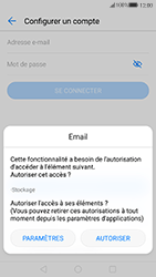 Huawei P10 - E-mail - 032c. Email wizard - Outlook - Étape 6