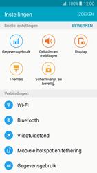 Samsung Galaxy A5 2016 (SM-A510F) - WiFi - Mobiele hotspot instellen - Stap 4