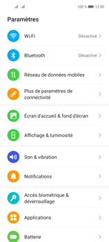 Huawei P40 Lite 5G - Applications - Supprimer une application - Étape 3