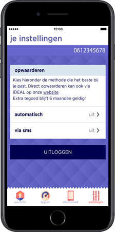 Apple iPhone 5 (iOS 8) - apps - hollandsnieuwe app gebruiken - stap 12