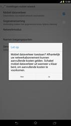 Sony C6833 Xperia Z Ultra LTE - Internet - handmatig instellen - Stap 7
