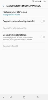 Samsung Galaxy A6 Plus - internet - mobiele data managen - stap 7