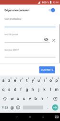 Alcatel 1X - E-mails - Ajouter ou modifier un compte e-mail - Étape 17