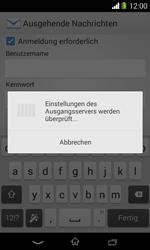 Sony Xperia E1 - E-Mail - Konto einrichten - 2 / 2