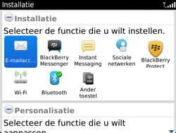 BlackBerry 9360 Curve - E-mail - Handmatig instellen - Stap 4