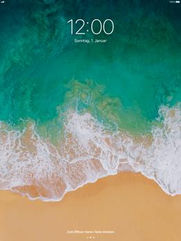 Apple iPad Pro 12.9 inch - iOS 11 - Sperrbildschirm und Benachrichtigungen - 9 / 9