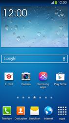 Samsung C105 Galaxy S IV Zoom LTE - Wifi - handmatig instellen - Stap 1