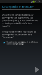Samsung I9300 Galaxy S III - E-mail - Configuration manuelle (gmail) - Étape 12