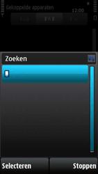 Nokia X6-00 - bluetooth - headset, carkit verbinding - stap 8