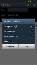 Samsung I9305 Galaxy S III LTE - E-mail - Hoe te versturen - Stap 16