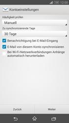 Sony D5803 Xperia Z3 Compact - E-Mail - Konto einrichten (yahoo) - Schritt 8