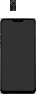 LG g7-fit-dual-sim-lm-q850emw-android-pie - Instellingen aanpassen - SIM-Kaart plaatsen - Stap 2