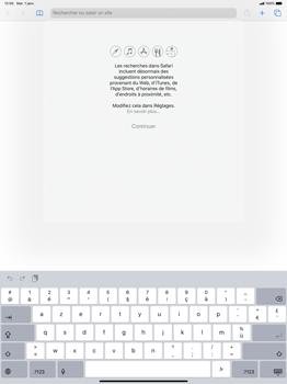 Apple iPad Pro 12.9 (1st gen) - ipados 13 - Internet et roaming de données - Navigation sur Internet - Étape 4
