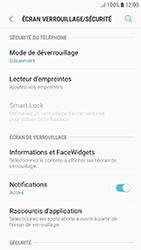 Samsung Galaxy J5 (2017) - Sécuriser votre mobile - Activer le code de verrouillage - Étape 5