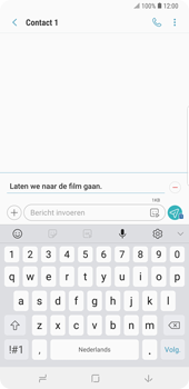Samsung Galaxy Note9 - MMS - hoe te versturen - Stap 11