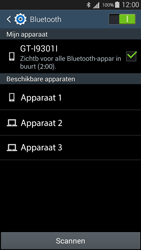 Samsung Galaxy S3 Neo - bluetooth - aanzetten - stap 7