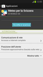 Samsung Galaxy Note II - Applicazioni - Installazione delle applicazioni - Fase 16