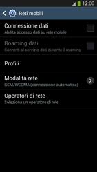 Samsung Galaxy S 4 LTE - Internet e roaming dati - Configurazione manuale - Fase 6